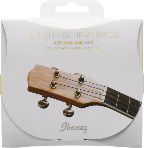 Ibanez Ukulele Strings Black