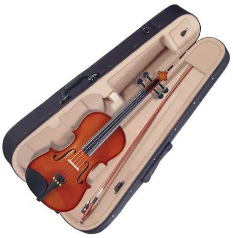 Palatino 3/4 Size Student Violin Outfit