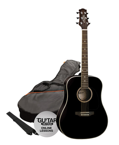 Ashton Acoustic Guitar Pack