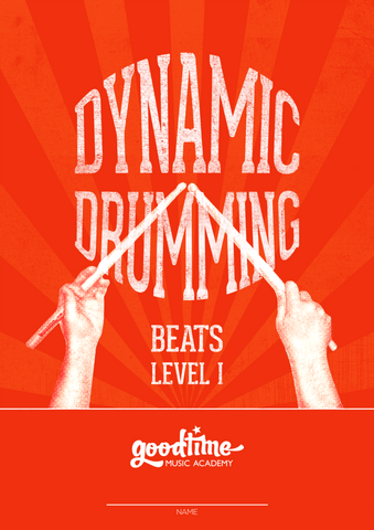 Dynamic Drumming - Beats Level 1