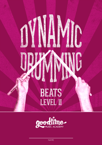 Dynamic Drumming - Beats Level 2