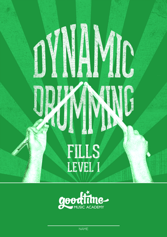 Dynamic Drumming - Fills Level 1
