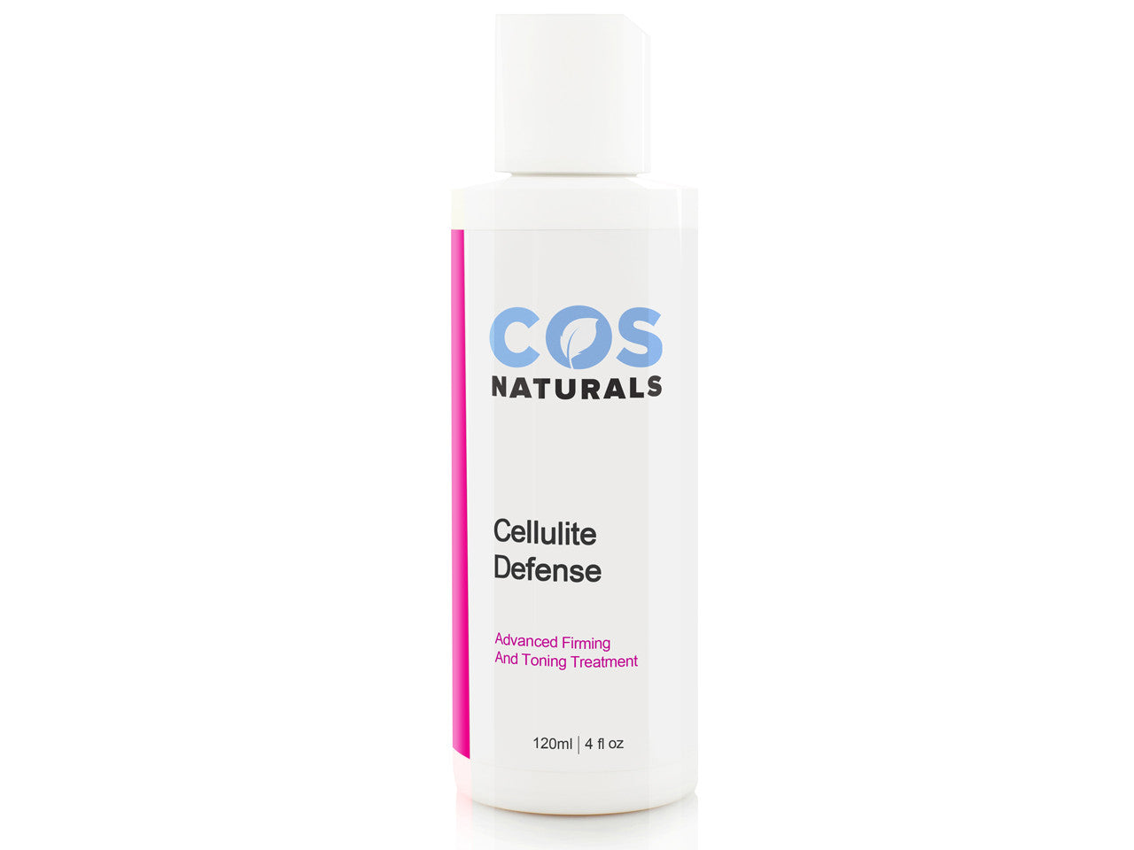 CELLULITE DEFENSE CREAM Natural And Organic Ingredients ADVANCED FIRMING & TONING TREATMENT Anti-Cellulite Lotion, 4 Oz