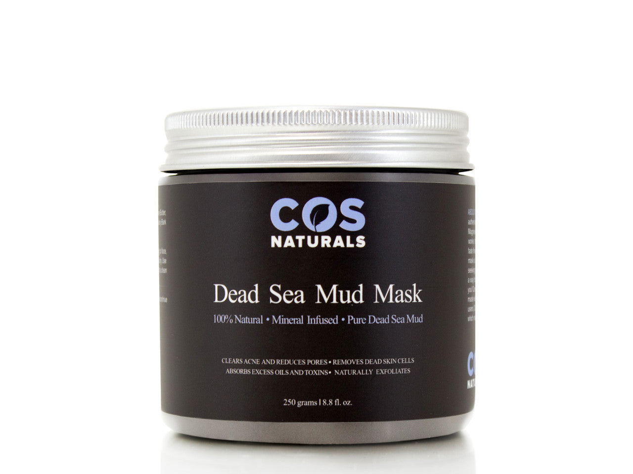 Dead Sea Mud Mask For Face And Body, 8.8 oz