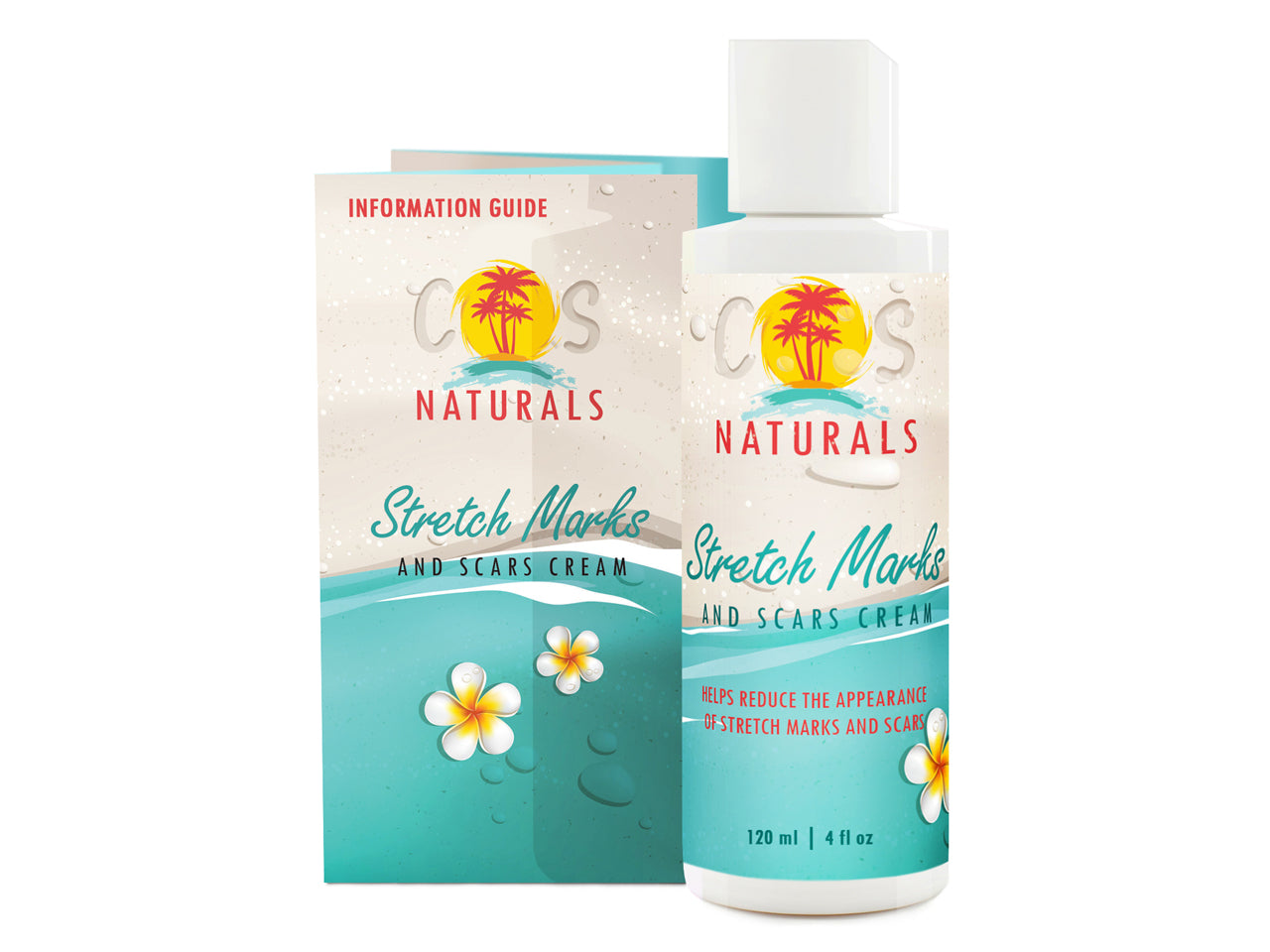 Anti Stretch Mark Cream Cosnaturals