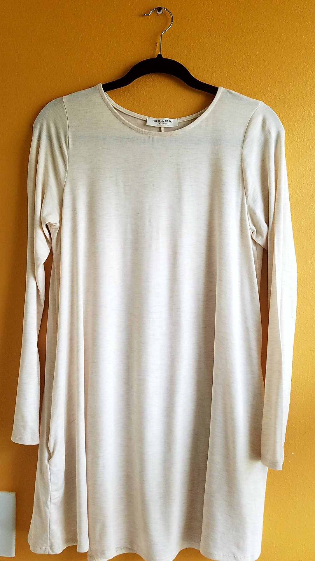 Long Sleeve Breathable Dress/Top
