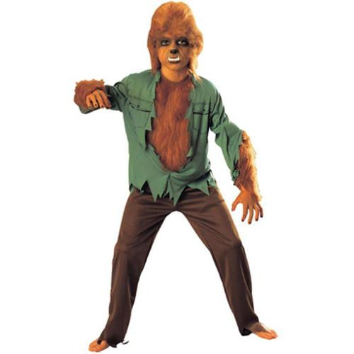 Boys Wolfman Costume