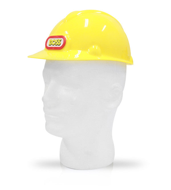 Kids Yellow Construction Hard Hat