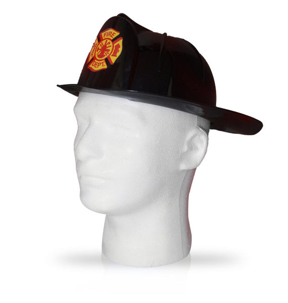Fire Fighter Helmet - Black or Red