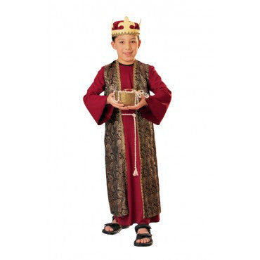 Boys Three Wisemen Gaspar Costume