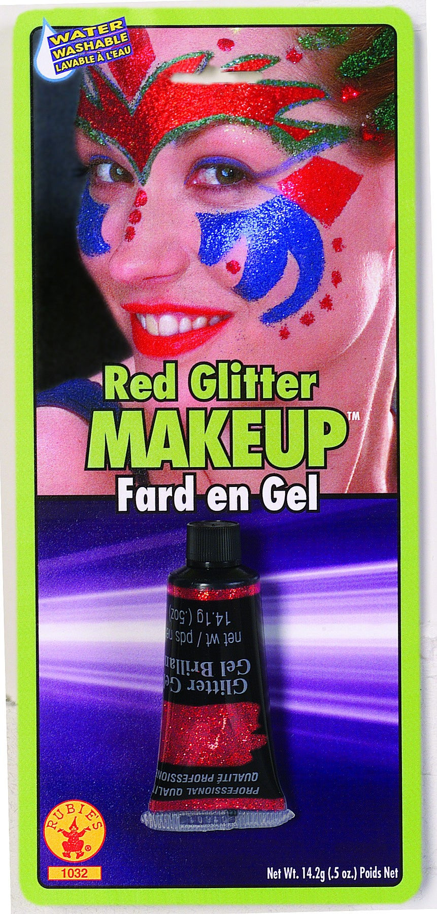 Glitter Makeup Gel - Various Colors