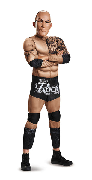Boys WWE The Rock Costume