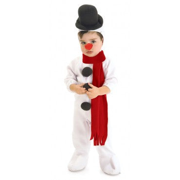 Infants/Toddlers Snowman Costume