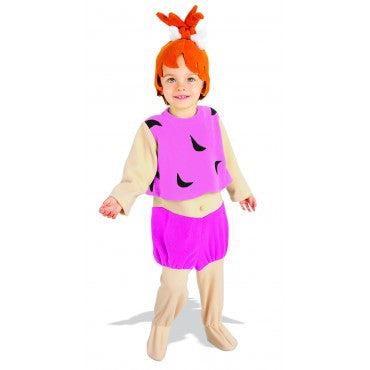 Girls Flintstones Pebbles Costume