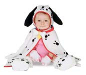 Infants Lil' Dalmatian Pup Costume