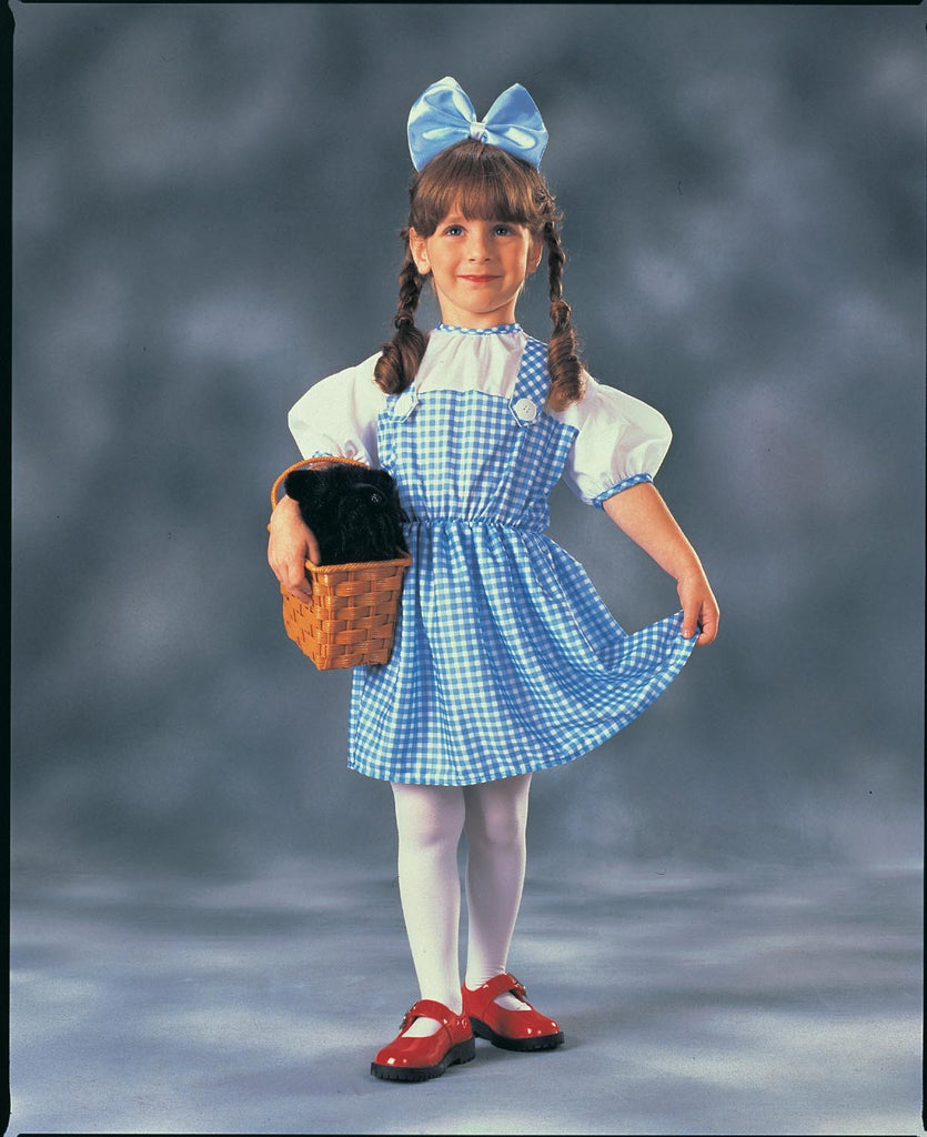 Toddlers Wizard of Oz Dorothy Costume