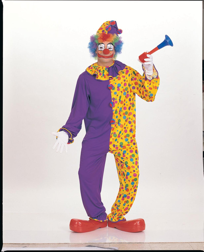 Adults Smiley the Clown Costume