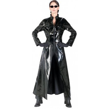 Womens Matrix Trinity Costume
