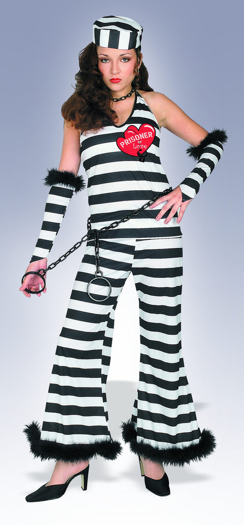 Womens Prisoner of Love Costume