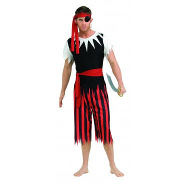 Mens Pirate Man Costume