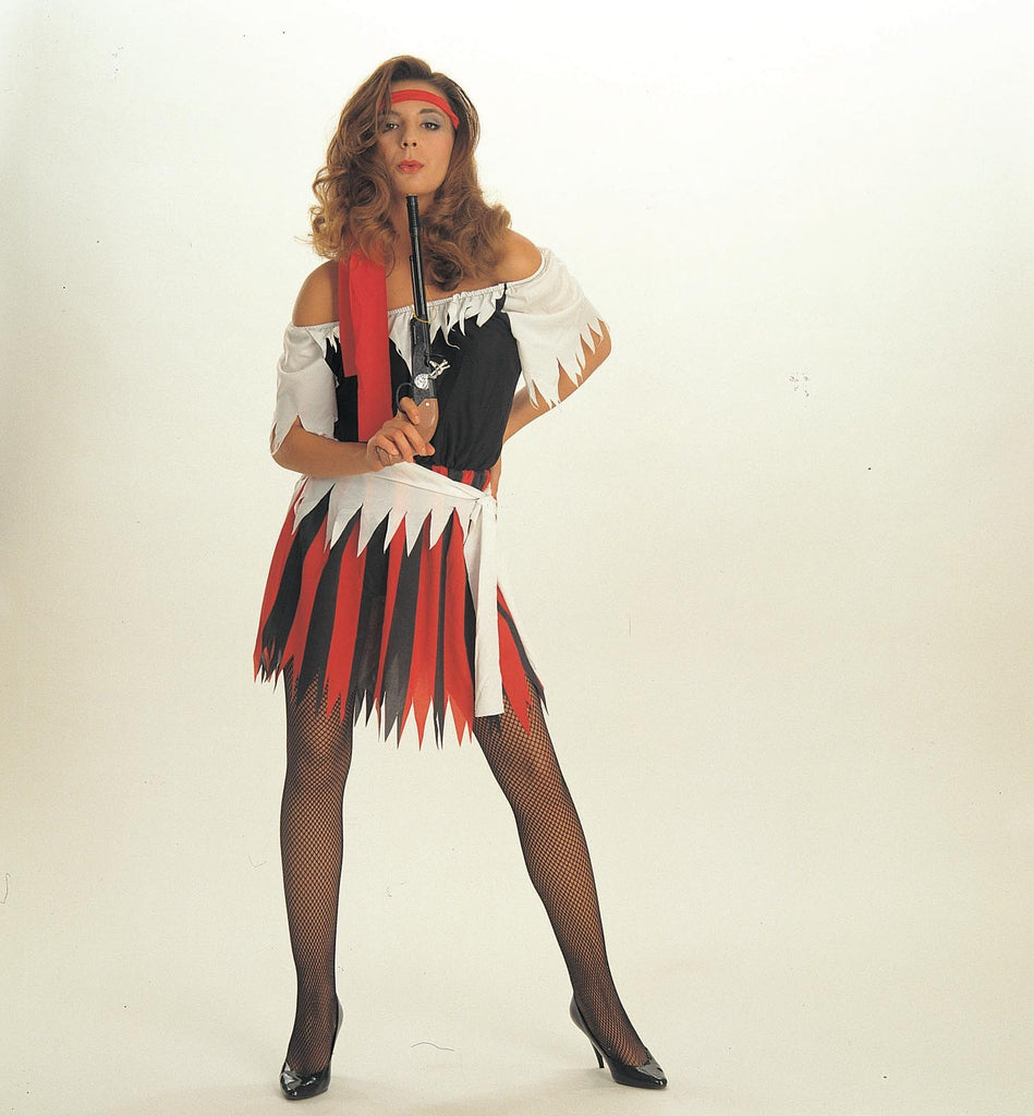 Womens Pirate Wench Costume