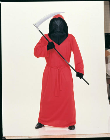 Adults Mesh-Face Robe & Hood