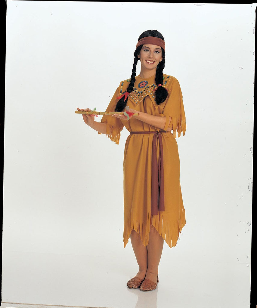 Womens Native Maiden Costume