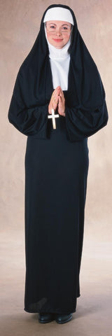 Adult Nun Costume