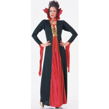 Womens Gothic Vampiress Costume