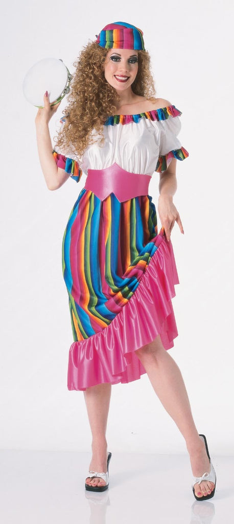 Womens South of the Border Costume