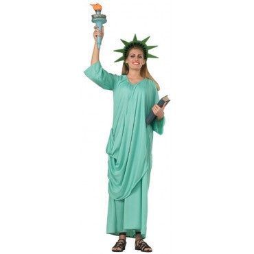 Womens Statue of Liberty Costume