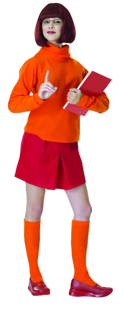 Womens Scooby-Doo Velma Costume