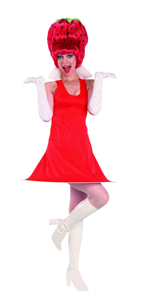 Womens Strawberry Tart Costume