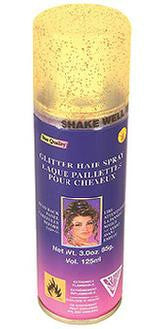 Glitter Hair Spray