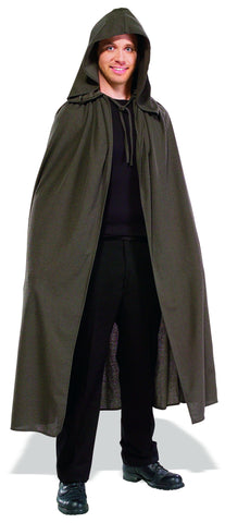 Adult Lord of the Rings Brown Elven Cloak
