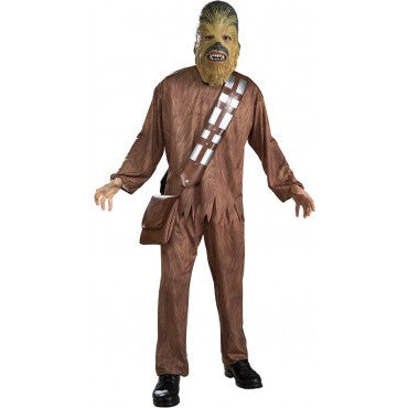 Mens Star Wars Chewbacca Costume