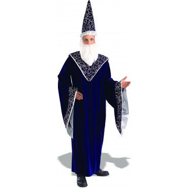 Mens Merlin the Court Magician Costume