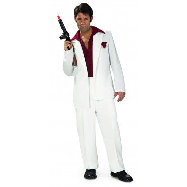 Mens Scarface Tony Montana Costume