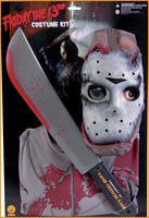 Mens Friday the 13th Jason Blister Kit