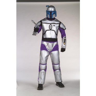Mens Star Wars Deluxe Jango Fett Costume
