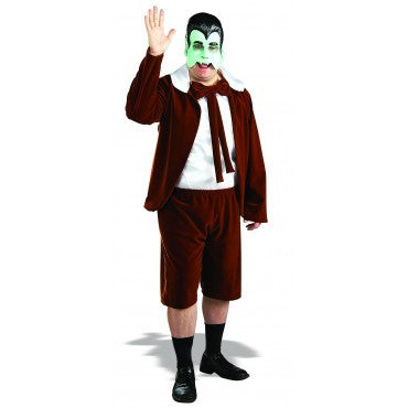 Mens Plus Size The Munsters Eddie Costume