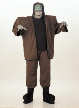 Mens Plus Size Frankenstein Costume