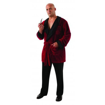 Mens Plus Size Hugh Hefner Costume