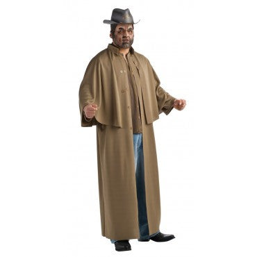 Mens Plus Size Deluxe Jonah Hex Costume