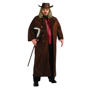 Mens Plus Size Jonah Hex Quentin Turnbull Costume