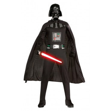 Mens Plus Size Star Wars Darth Vader Costume