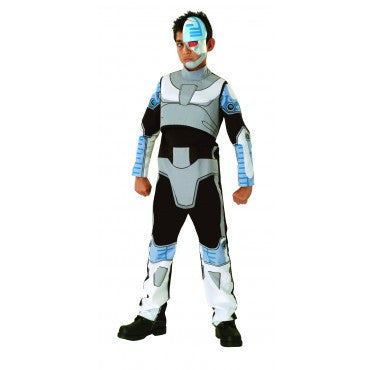 Boys Teen Titans Cyborg Costume