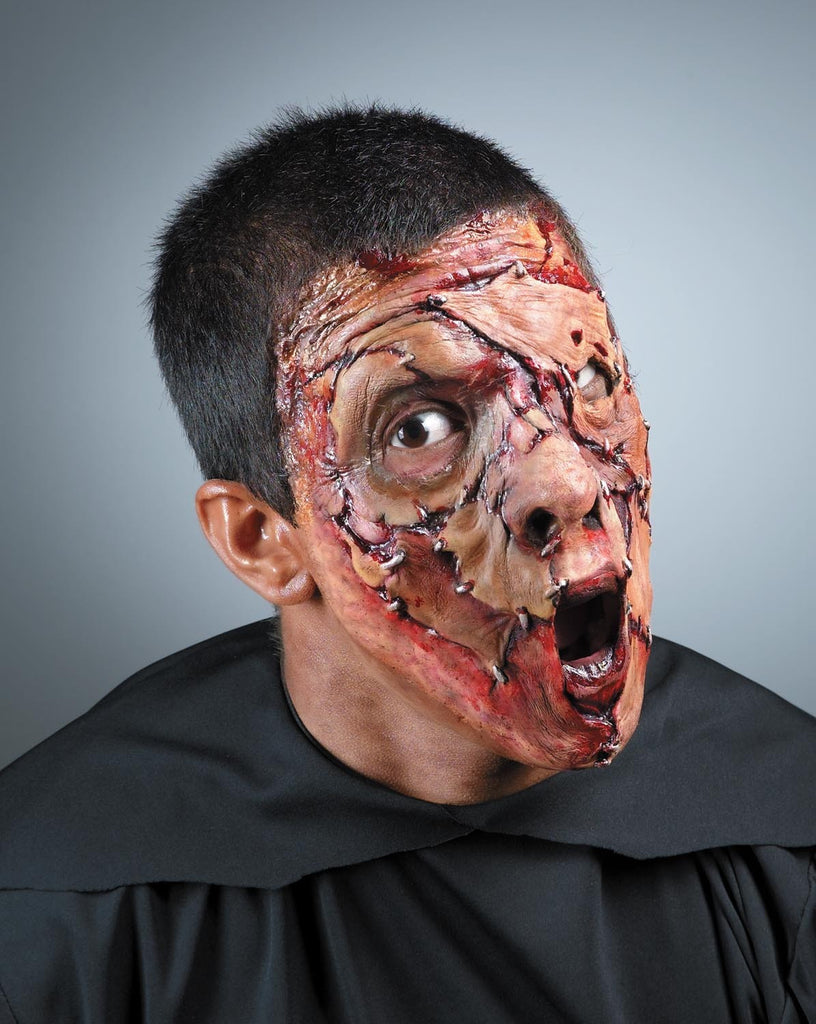 Stitched Face Foam Latex Appliance Kit