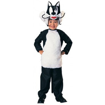 Boys Looney Tunes Sylvester the Cat Costume
