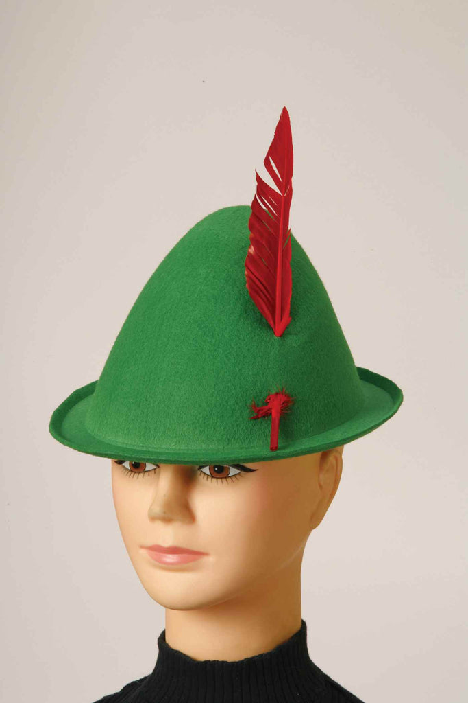 Costume Hats Alpine or Elf Hats